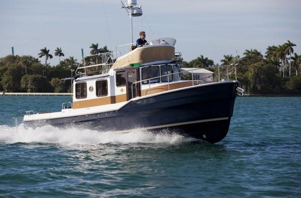 Ranger Tug 31 in Miami, FL.