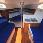 Saffier SC8m Cabin