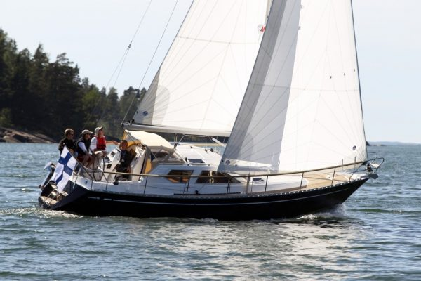 nauticat-321-sailing-ii