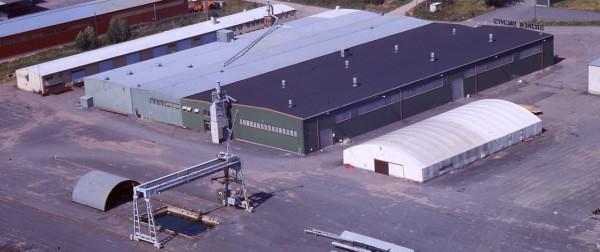 Nauticat フィンランド工場