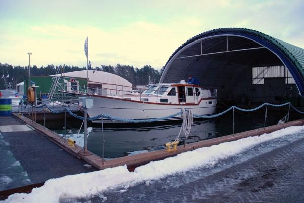 Nauticat テストプール