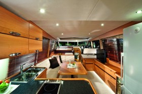 Greenline40 Interior