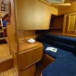 Nauticat385dinette