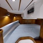 new nauticat 321 aft cabin