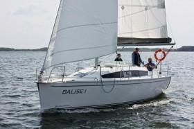 Delphia29-Sailing
